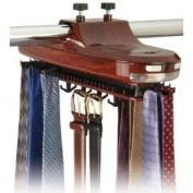 Richards Homewares Inc. 75850 BATTERY OPERATED- GRN Tie Rack