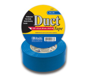 Bazic 973-30.5cm . x 5486.4cm . Blue Duct Tape- Pack of 12