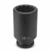 Grey Pneumatic Corp. GY3141MD .75 in. Drive x 41mm Deep - 12 Point Socket