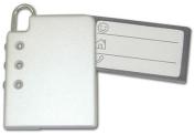 Ruda Overseas 116 Luggage Tag with Combination