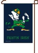Notre Dame Fighting Irish Official NCAA 28cm x 38cm Garden Flag by Wincraft