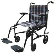 Fly-Lite Transport Chair Black 19 - DFL19BLK