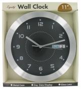 Equity By La Crosse 11in. Wall Clock 87784