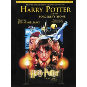 Alfred 00-0649B Harry Potter and the Sorcerer s Stoneo- Selected Themes from the Motion Picture- Solo- Duet- Trio - Music Book