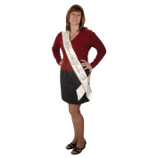Beistle 60544 Mother of The Groom Satin Sash - Pack of 6