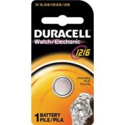 Duracell DL1216BPK Battery