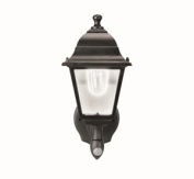 MAXSA BRIGHT BATTERY-POWERED MOTION-ACTIVATED LED WALL SCONCE