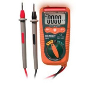 EXTECH DM220 Mini Pocket DMM with Non-Contact Voltage Detector