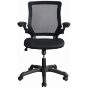 Mesh Task Office Chair with Flip Up Arms. Colour