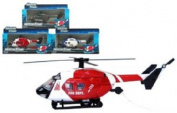 Motor Zone Rescue Helicopter