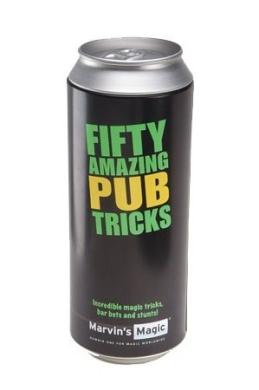 Marvin's Magic Fifty Amazing Pub Tricks