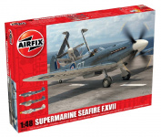 Airfix - Supermarines Seafire F.XVII - 1:48 Scale A06102
