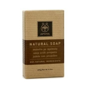 Natural Soap with Propolis (Ideal For Oily and Young Skin), 100g/100ml
