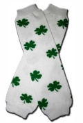 ST PATRICK's DAY/ SHAMROCK Baby Leggings/Leggies/Leg Warmers for Cloth Nappies - UNISEX & ONE SIZE