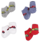 Country Kids Baby-Boys Infant Trucking About Sock