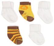 Country Kids Baby-Boys Infant Lion Stripe Sock