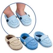Jefferies Socks Baby-Boys Infant Baby Mocs Bootie