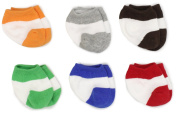Country Kids Baby-Boys Infant Colorblock Sock