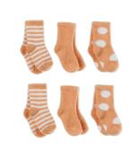 Little Giraffe Box of Socks, Marigold