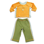 Cloud Mine - Infant Boys 2 Piece Long Sleeve Pant Set