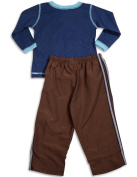 Mis Tee V-Us - Infant Boys Long Sleeve Pant Set