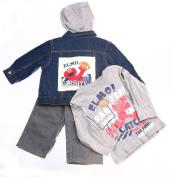 Elmo Infant Boys 3pc Set ''All Star 84 M V P ''