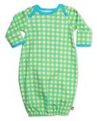 Zutano Unisex-baby Newborn Fair And Square Gown