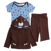 Baby Togs Baby-Boys Newborn Creeper Set
