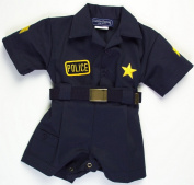 Infant & Toddler Police Outfit