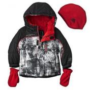 ZeroXposur Baby Boy's Switch Puffer Jacket Set