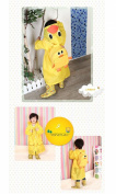 Cute Baby Funny Raincoat Children Cartoon Rain Coat Kids Rainwear Waterproof-5 Styles