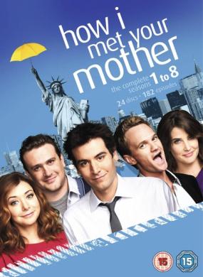 How I Met Your Mother: Seasons 1-8