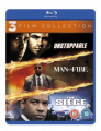 Unstoppable/Man On Fire/The Siege [Region B] [Blu-ray]