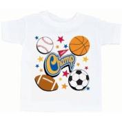 toddler t-shirt little champs