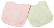 Princess Linens Cotton Knit Bib Set