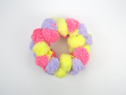 Sweet Bubble Gum - Bright Colourful Hair Band for Girls & Toddler
