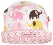 Magnificent Baby Baby-Girls Newborn Reversible Cosy Cap