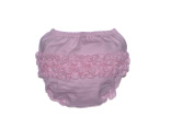 Pink Ruffle Bloomers By Cute As Buttons