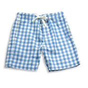 Gold Rush Outfitters - Infant Girls Gingham Short