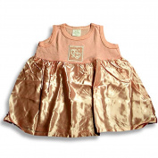 Little Giraffe - Newborn Baby Girls, Sleeveless Dress