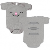 Big Bang Theory Soft Kitty Face Creeper One Piece T-Shirt