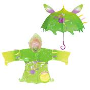 Kidorable Fairy Rain Coat and Umbrella Set