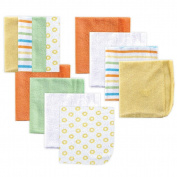 Luvable Friends 12 Pack Washcloths