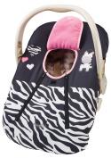 Cosy Cover - Pink Zebra