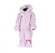 Obermeyer Bug In A Rug Fleece Bunting Cotton Candy 6M-12M -Kids