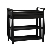 Athena Nadia Baby Changing Table, Black