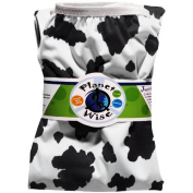 Planet Wise Reusable Nappy Pail Liner, Moolicious