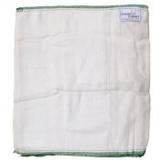 Dandelion Nappies Organic Cotton Blend Prefolds 3 Pack