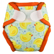 Tidy Tots Nappies Duckies Cloth Nappy Cover