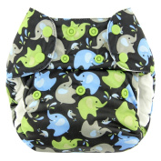 Swaddlebees One Size Simplex Cloth Pocket Nappy